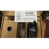 Alinco DJ-W50