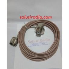 Kabel Set Antena Mobil RG174